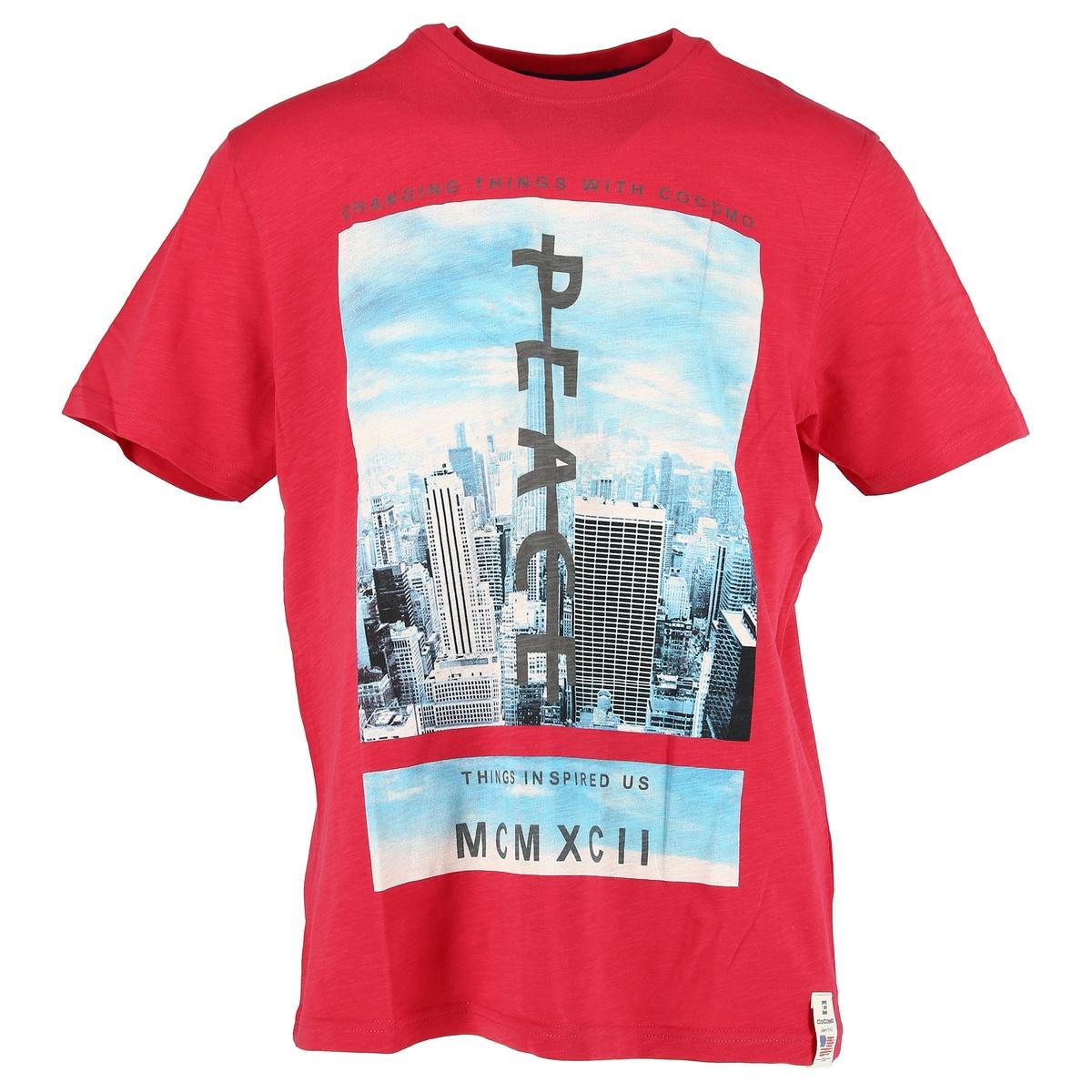 COCOMO Majica T-SHIRT PEACE