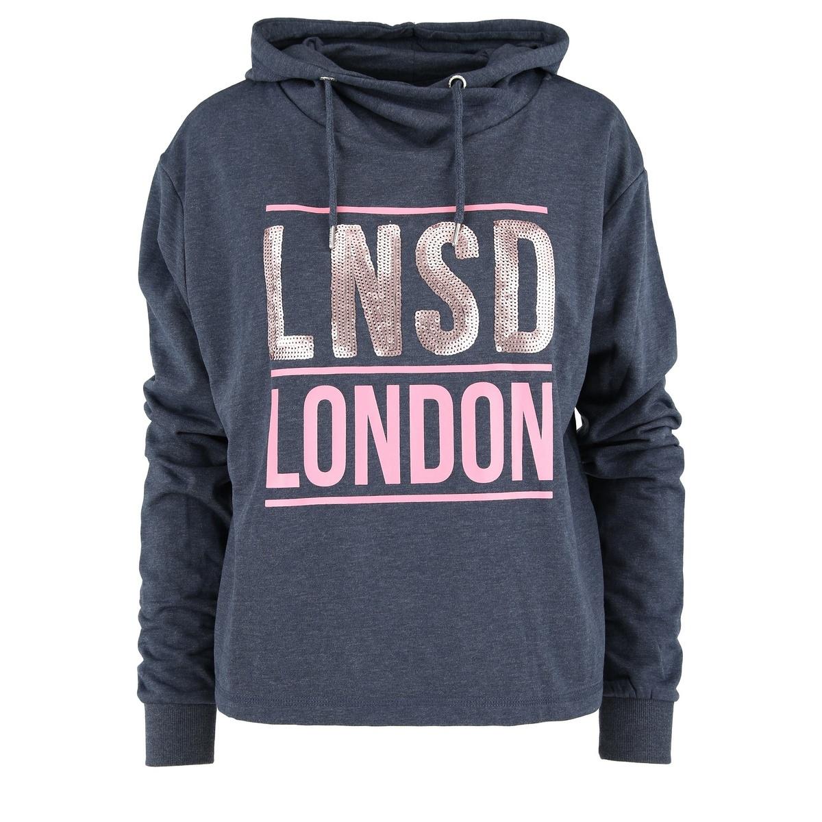 LONSDALE Dukserica LNSD S19 W HOODY