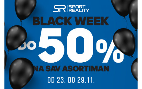BLACK WEEK SUPER POPUSTI