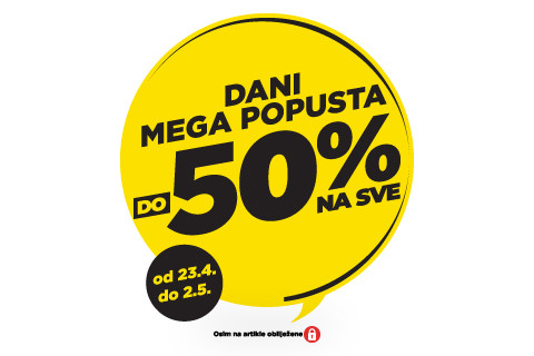 SPORT REALITY DANI MEGA POPUSTA
