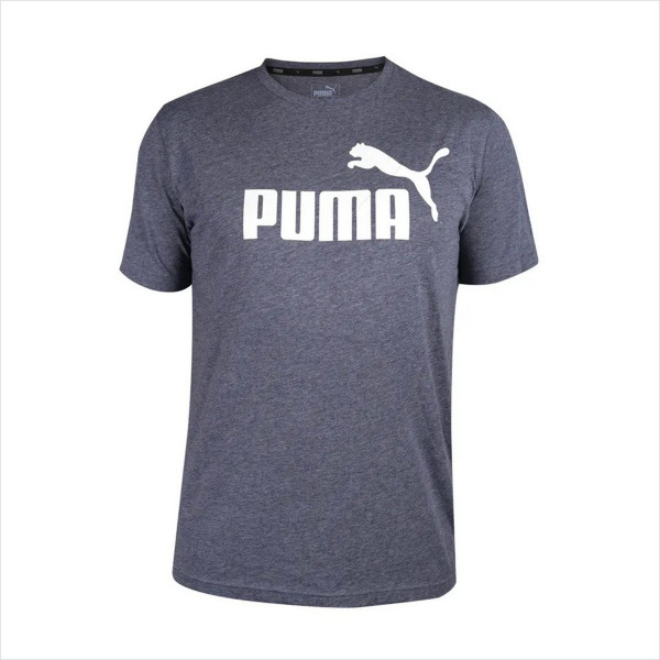 PUMA Majica PUMA ESS+ HEATHER TEE