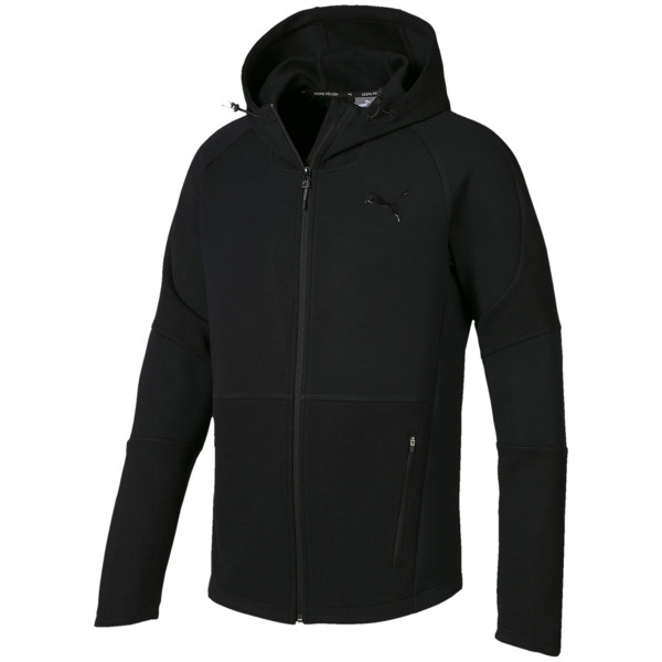 PUMA Dukserica PUMA EVOSTRIPE MOVE HOODED JACKET