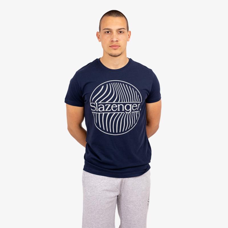 SLAZENGER Majica CIRCLE 2 TEE