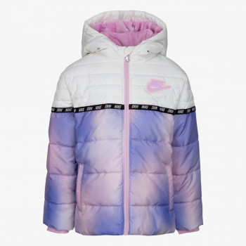 NIKE Jakna NKG NEW COLOR BLOCK PUFFER