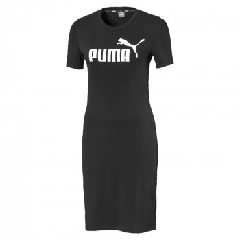 PUMA Haljina PUMA ESS+ Fitted Dress