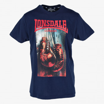 LONSDALE Majica RETRO GLOVES TEE
