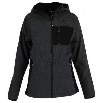 UMBRO Jakna FIXTURE SOFT SHELL JACKET