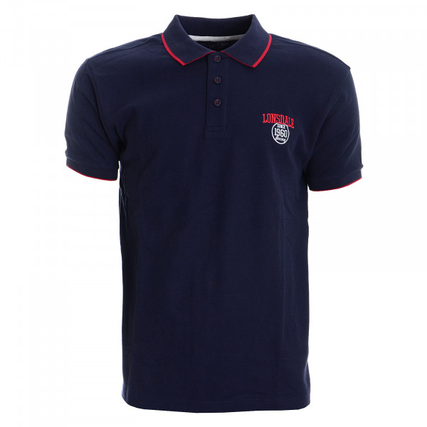 LONSDALE Polo Majica LONSDALE CALLER POLO
