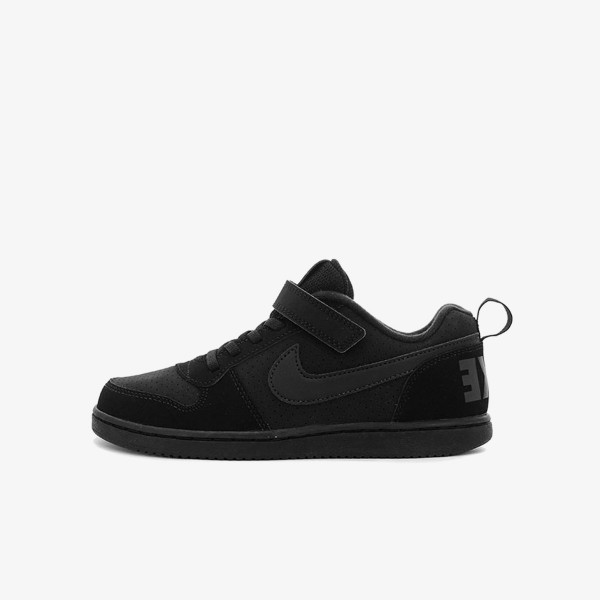 NIKE Patike BOYS' NIKE COURT BOROUGH LOW (PSV) PRE-SCHOOL SHOE